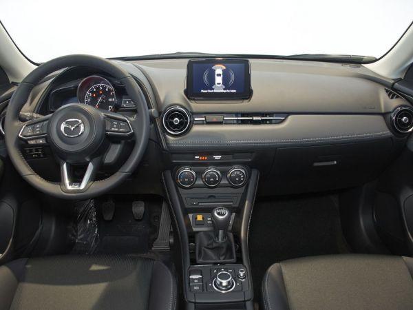Mazda CX-3 2.0 Skyactiv-G Zenith 2WD 89kW