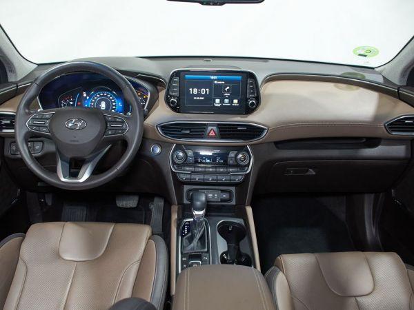 Hyundai Santa Fe S. TM CRDI 2.2 200CV 4X4 AT STYLE