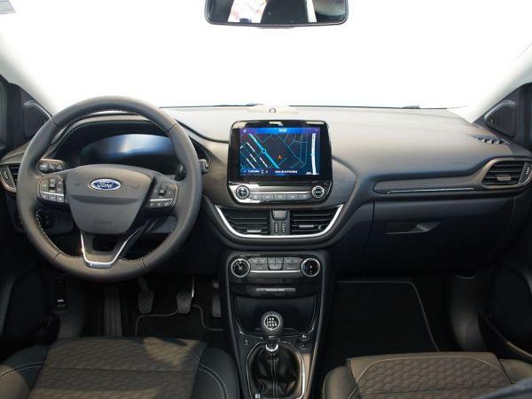 Ford Puma 1.0 EcoBoost MHEV Titanium X 125