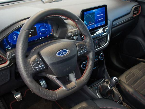 Ford Puma 1.0 EcoBoost MHEV ST-Line X Aut. 155