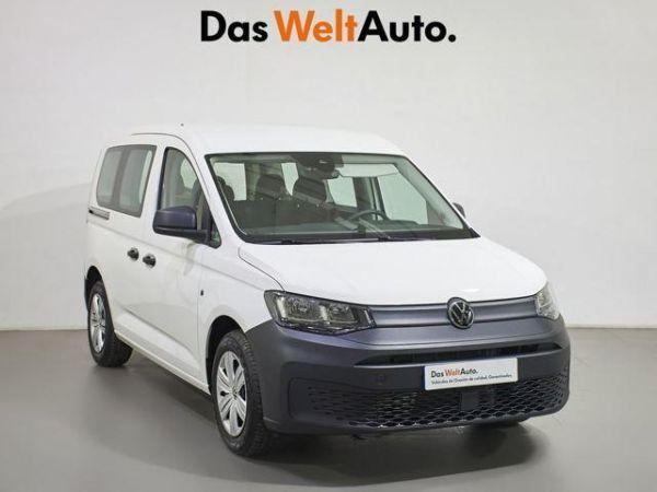 Volkswagen Caddy 2.0 TDI 75 kW (102 CV)