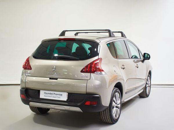 Peugeot 3008 1.6 BlueHDi Style EAT6 120