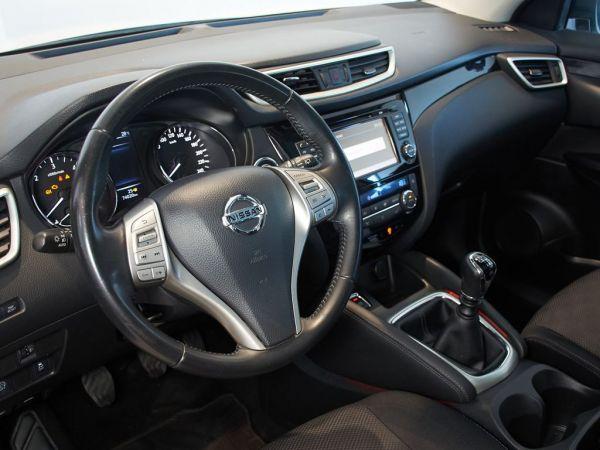 Nissan Qashqai 1.5dCi Tekna 4x2