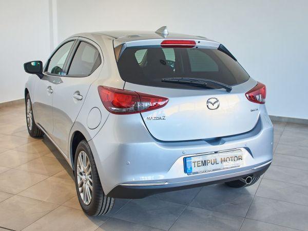 Mazda 2 (2021) SKYACTIV-G 1.5 66 KW (90 CV) MT  ZENITH