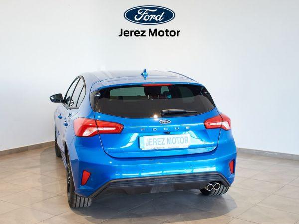 Ford Focus 1.0 Ecoboost MHEV ST Line 125