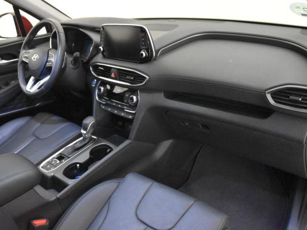 Hyundai Santa Fe S. TM CRDI 2.2 200CV 4X4AT STYLE SR 7S