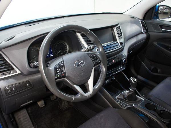 Hyundai Tucson 1.6 GDI BD Link 4x2 131