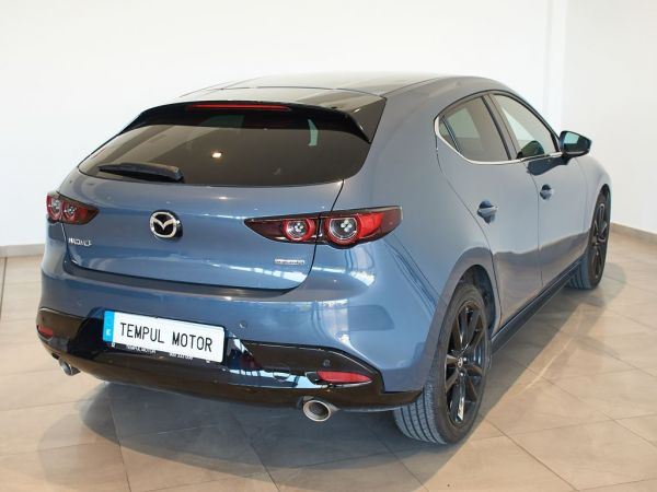 Mazda 3 SKYACTIV-X 2.0 132 KW (180 CV)  MT EVOLUTION-X [ETIQUETA ECO]