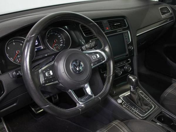 Volkswagen Golf GTD 2.0 TDI BMT 135 kW (184 CV) DSG