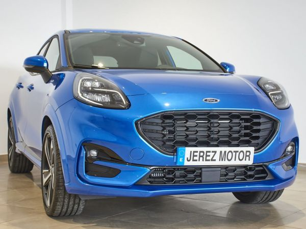 Ford Puma 1.0 EcoBoost MHEV ST-Line X 125