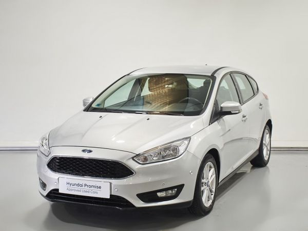Ford Focus 1.0 Ecoboost Auto-S&S Trend 100