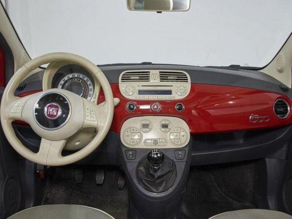 Fiat 500 1.2 8v Lounge 51 kW (69 CV)