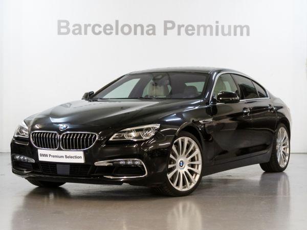 BMW Serie 6 segunda mano Barcelona