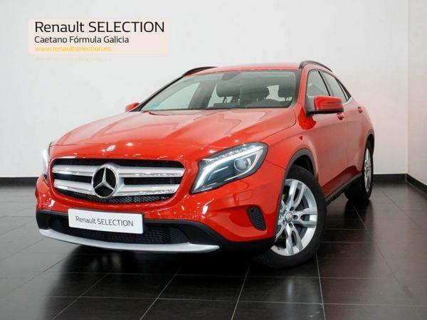 Mercedes Benz Clase GLA segunda mano Lugo