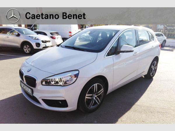 BMW Serie 2 Active Tourer segunda mano Málaga