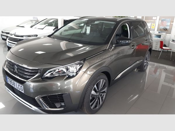 Peugeot 5008 segunda mano Cádiz