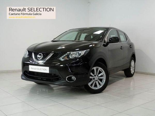 Nissan Qashqai segunda mano Pontevedra