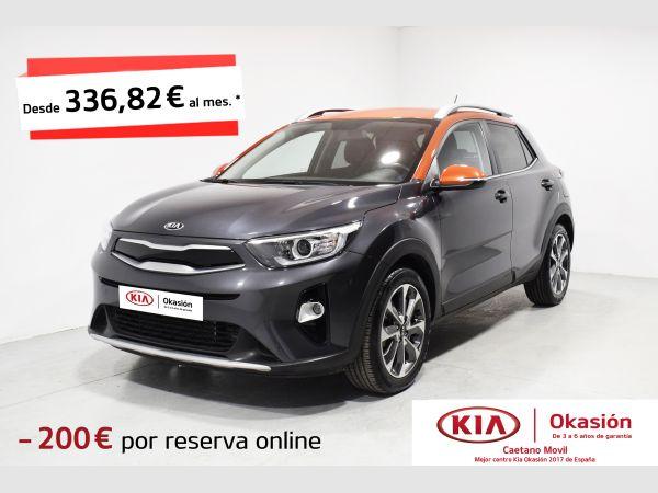 Kia Stonic segunda mano Málaga