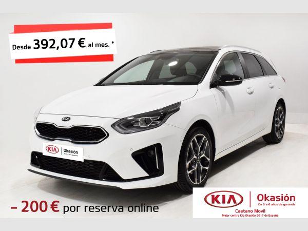 Kia Ceed Tourer segunda mano Málaga