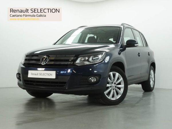 Volkswagen Tiguan segunda mano Lugo