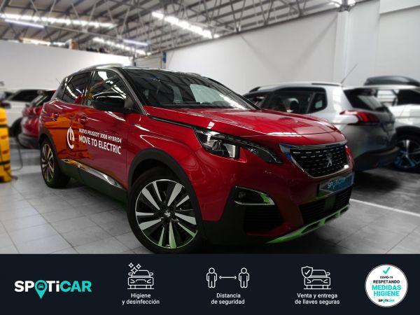 Peugeot 3008 Hybrid segunda mano Cádiz