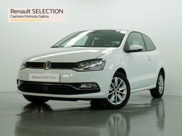 Volkswagen Polo segunda mano Pontevedra
