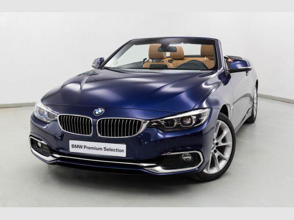 BMW Serie 4 segunda mano Madrid