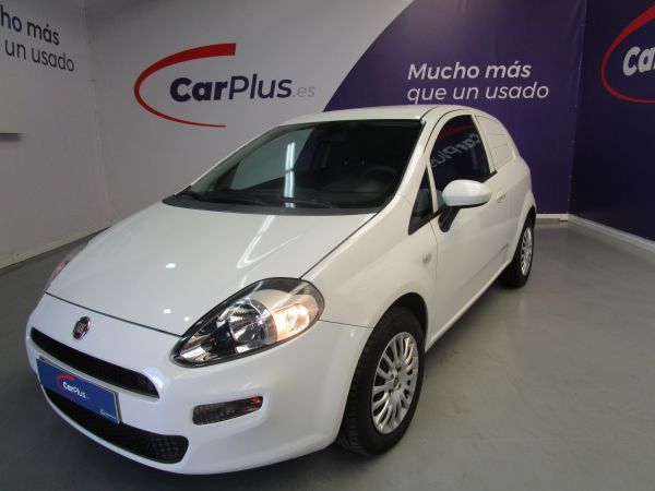 Fiat Punto segunda mano Madrid
