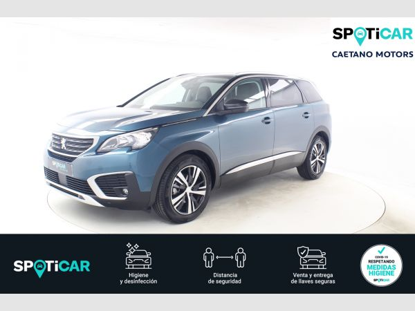 Peugeot 5008 segunda mano Málaga