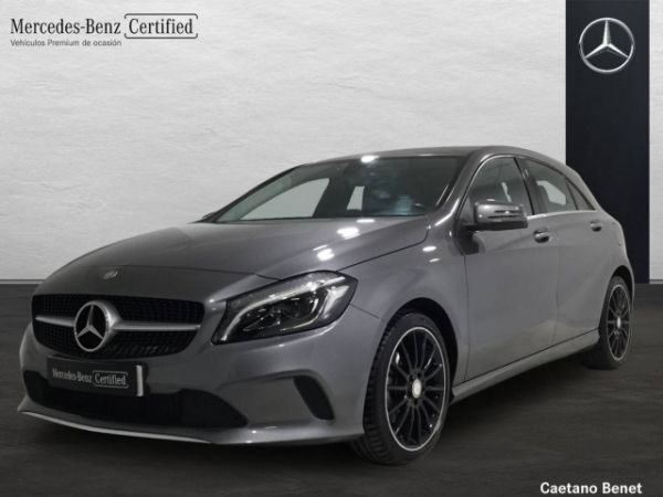 Mercedes Benz Clase A segunda mano Málaga