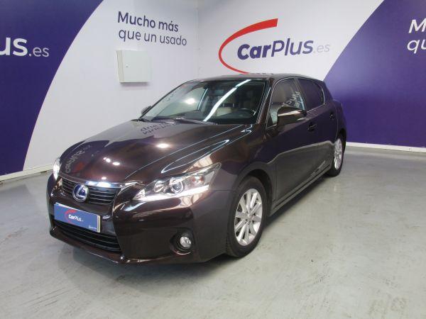 Lexus CT segunda mano Madrid