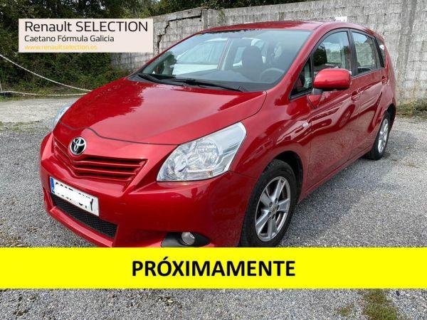 Toyota Verso segunda mano Lugo