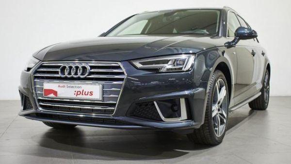 Audi A4 40 g-tron S line S-Tronic 125 kW (170 CV)