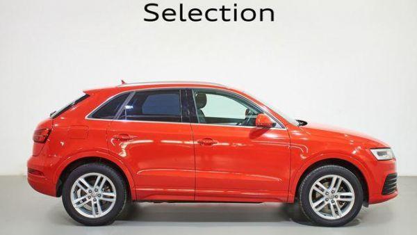 Audi Q3 sport edition 1.4 TFSI CoD 110 kW (150 CV)