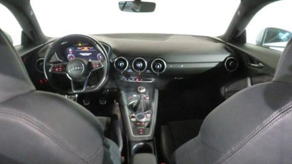 Audi TT Coupé 2.0 TDI 184CV ultra S line edition