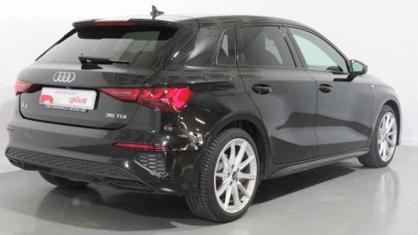 Audi A3 Black line 35 TDI 110 kW (150 CV) S tronic