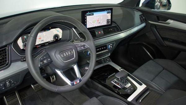 Audi Q5 SPORTBACK S line 40 TDI quattro ultra 150 kW (204 CV)