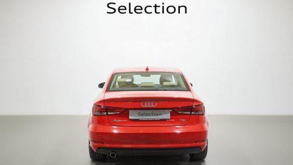Audi A3 Sedan Advanced 1.6 TDI clean diesel 81 kW (110 CV)