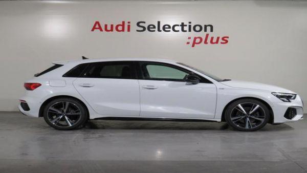 Audi A3 Sportback Black line 35 TFSI 110 kW (150 CV) S tronic